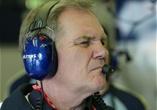 Patrick Head (Technischer Direktor WilliamsF1)