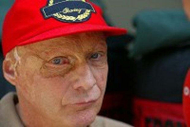 Niki Lauda (Teamchef)