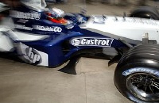 Juan-Pablo Montoya (BMW-Williams)