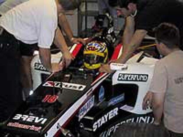 Nicolas Kiesa (Minardi-Cosworth)