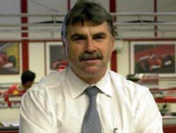 Dieter Gundel, Elektronikentwickler bei Ferrari