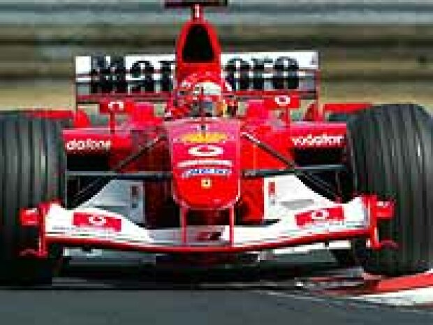 Michael Schumacher (Ferrari)