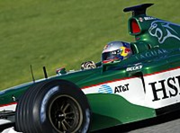 Christian Klien (Jaguar-Cosworth)