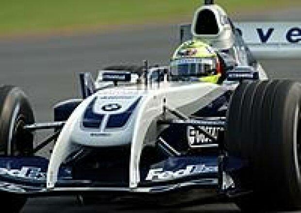 Ralf Schumacher (Williams-BMW FW26)