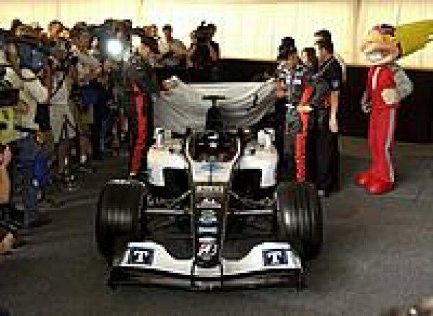 Minardi-Cosworth PS04B