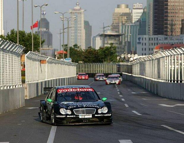 DTM in Shanghai