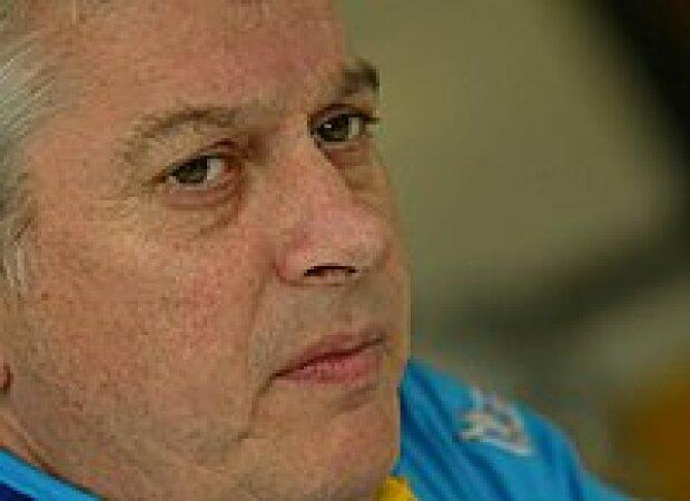 Renault-Chefingenieur Pat Symonds
