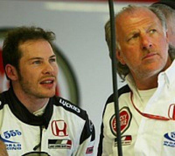 Villeneuve und Richards