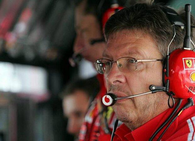 Ferraris Technischer Direktor Ross Brawn