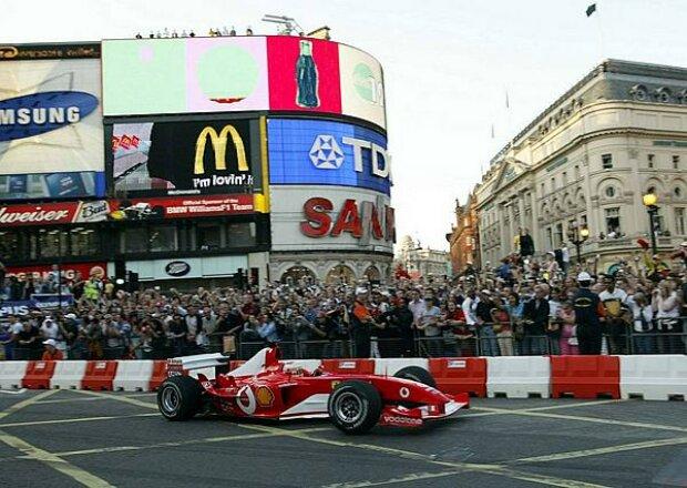 Formel 1 in London