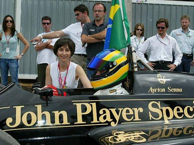 Viviane und Bruno Senna