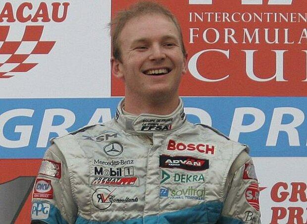 Alexandre Premat, Sieger in Macau