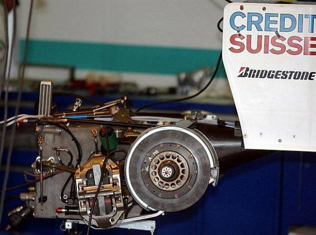 Formel-1-Getriebe