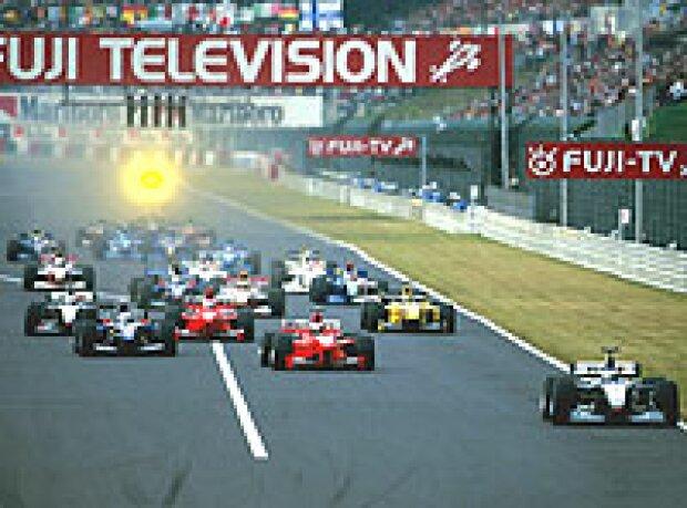 Start in Japan 1999
