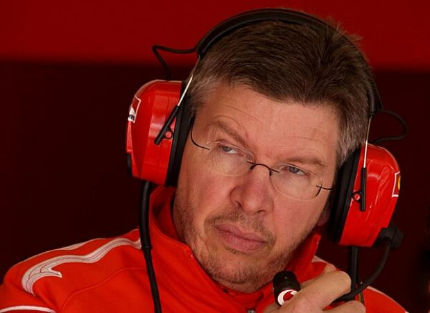 Ferraris Technischer Direktor Ross Brawn