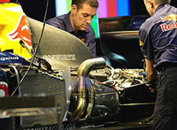 Cosworth-V10-Motor