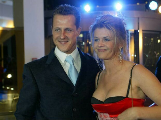Michael und Corinna Schumacher