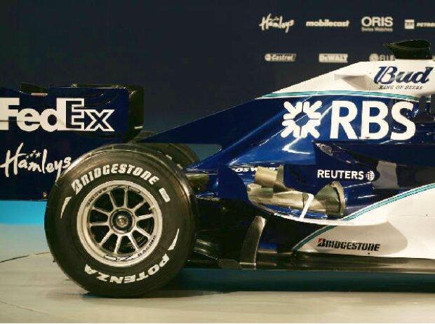 Williams-Cosworth FW28