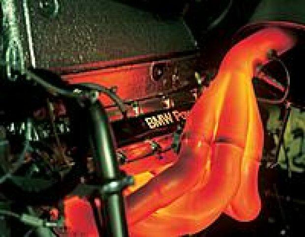 BMW-P83-Motor auf dem Prüfstand