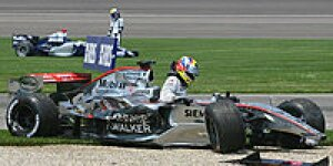 Montoya auch in Magny-Cours im
