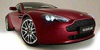 Prodrives Aston Martin V8