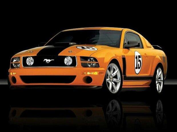 Mustang von Saleen