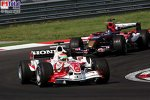 Sakon Yamamoto (Super Aguri F1 Team), Scott Speed (Scuderia Toro Rosso)