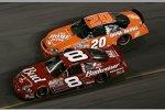 Dale Earnhardt Jr. und Tony Stewart