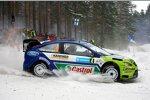 Mikko Hirvonen  Ford