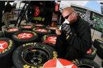 Mechaniker im Team von Juan-Pablo Montoya