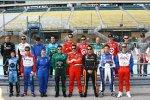 Gruppenbild IndyCar Piloten 2007