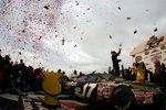 Sieger Matt Kenseth lässt sich feiern