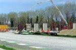 Umbauarbeiten an der Rennstrecke in Imola