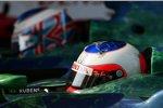 Jenson Button Rubens Barrichello (Honda F1 Team)