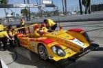 RS Spyder Penske Racing: Romain Dumas, Timo Bernhard