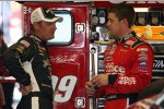 Clint Bowyer Carl Edwards