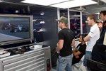 Scott Speed und Vitantonio Liuzzi (Toro Rosso)