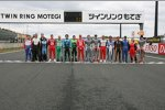 Alle Piloten des Indy Japan 300