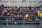Japanische IndyCar-Fans in Motegi