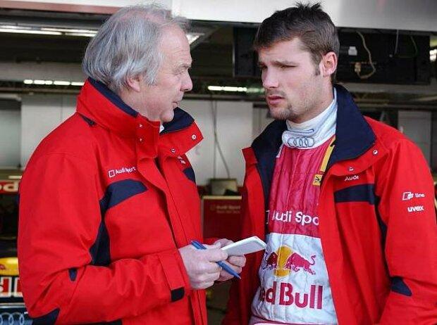 Martin Tomczyk und sein Ingenieur