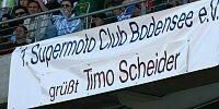 Timo Scheider Fanclub