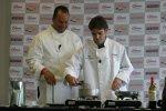 Koch Victor Scargle und Jeff Gordon