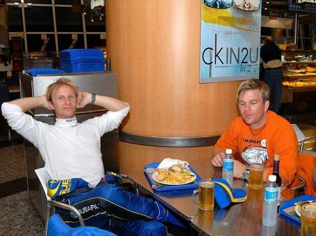 Petter Solberg, Henning Solberg