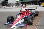 Buddy Rice in seinem Siegerauto 2004