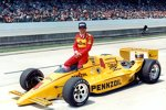 Rick Mears 1984 in seinem March-Chevrolet