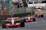 Fernando Alonso Lewis Hamilton (McLaren-Mercedes)