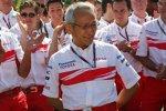 Tsutomu Tomita (Teamchef) (Toyota)