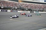 IndyCars in Richmond