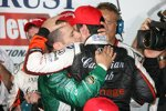Tony Kanaan und Dario Franchitti (Andretti Green)