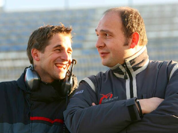 Christijan Albers und Colin Kolles